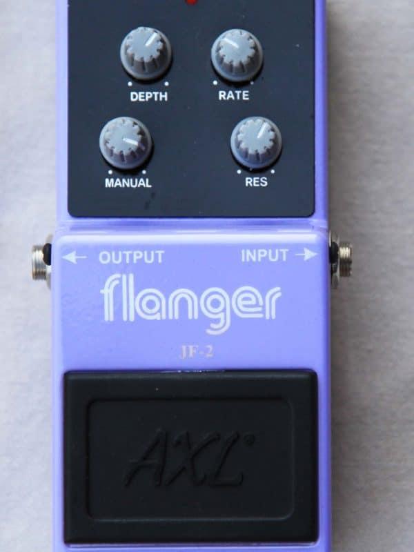 AXL FLANGER